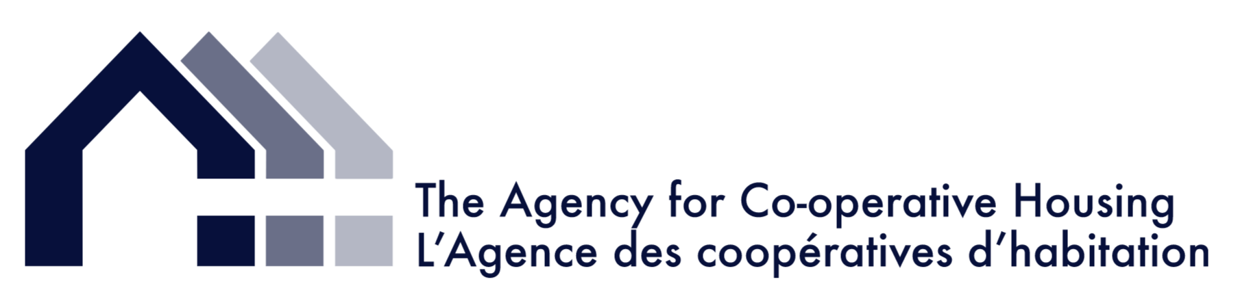 The Agency for Co-operative Housing Logo